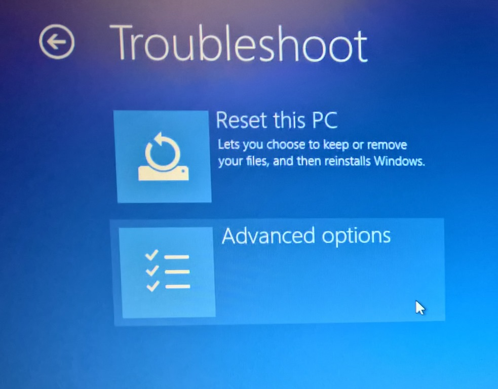 Fix: Your PC did not start correctly Windows 10 | TroubleShoot Windows